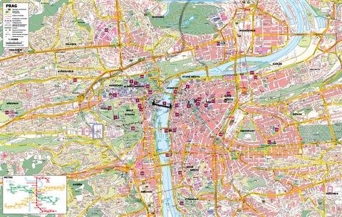 Prag Karte Sehenswurdigkeiten.Sehenswurdigkeiten Und Architektur By Prague Eu Issuu