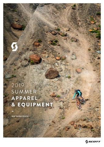 7366ab007efdf Scott Sports MY19 Bike Apparel   Equipment Workbook by Mica Sport ...