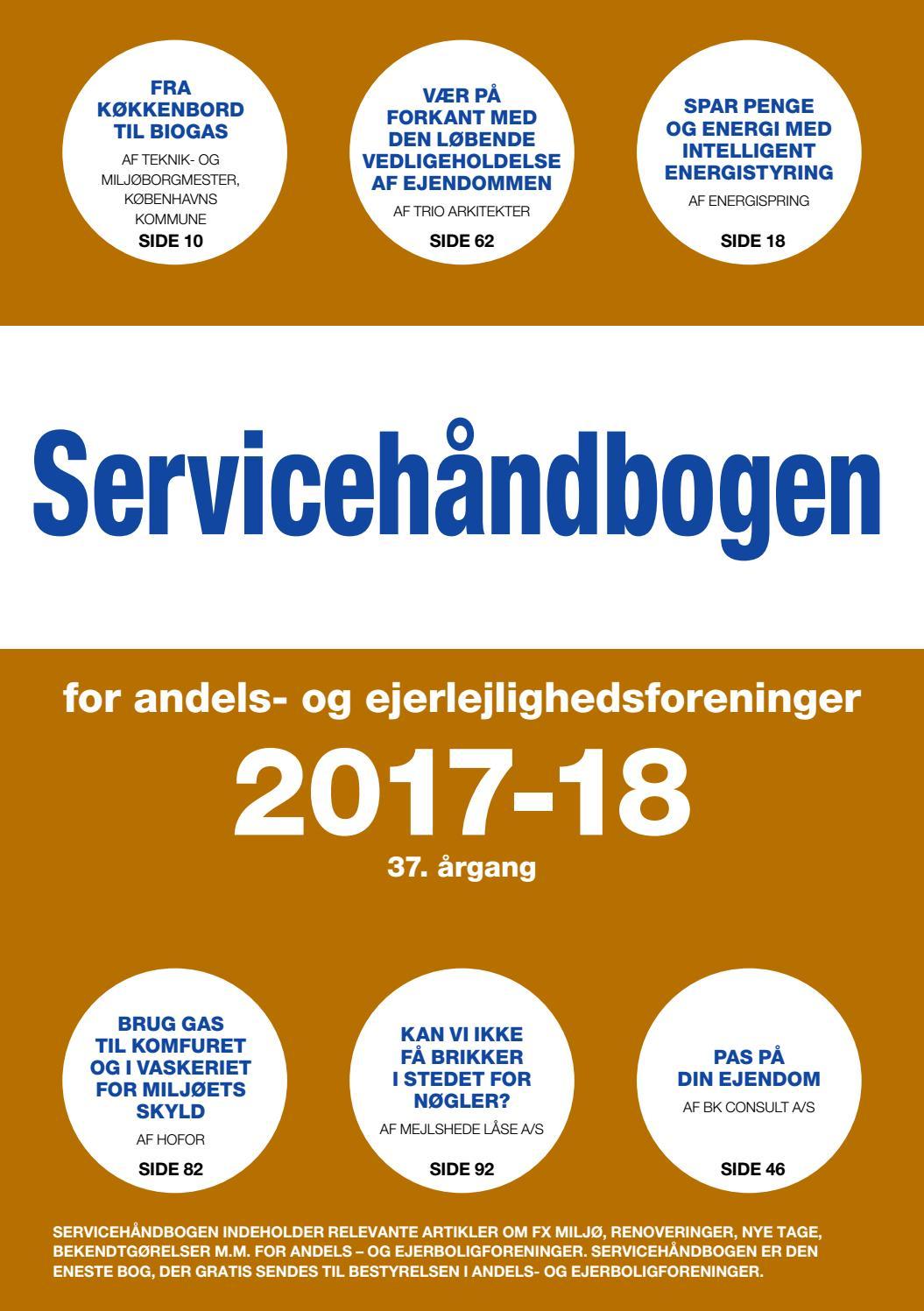 d98b1be117f Servicehåndbogen 2017-18 by Min Boligforening - issuu