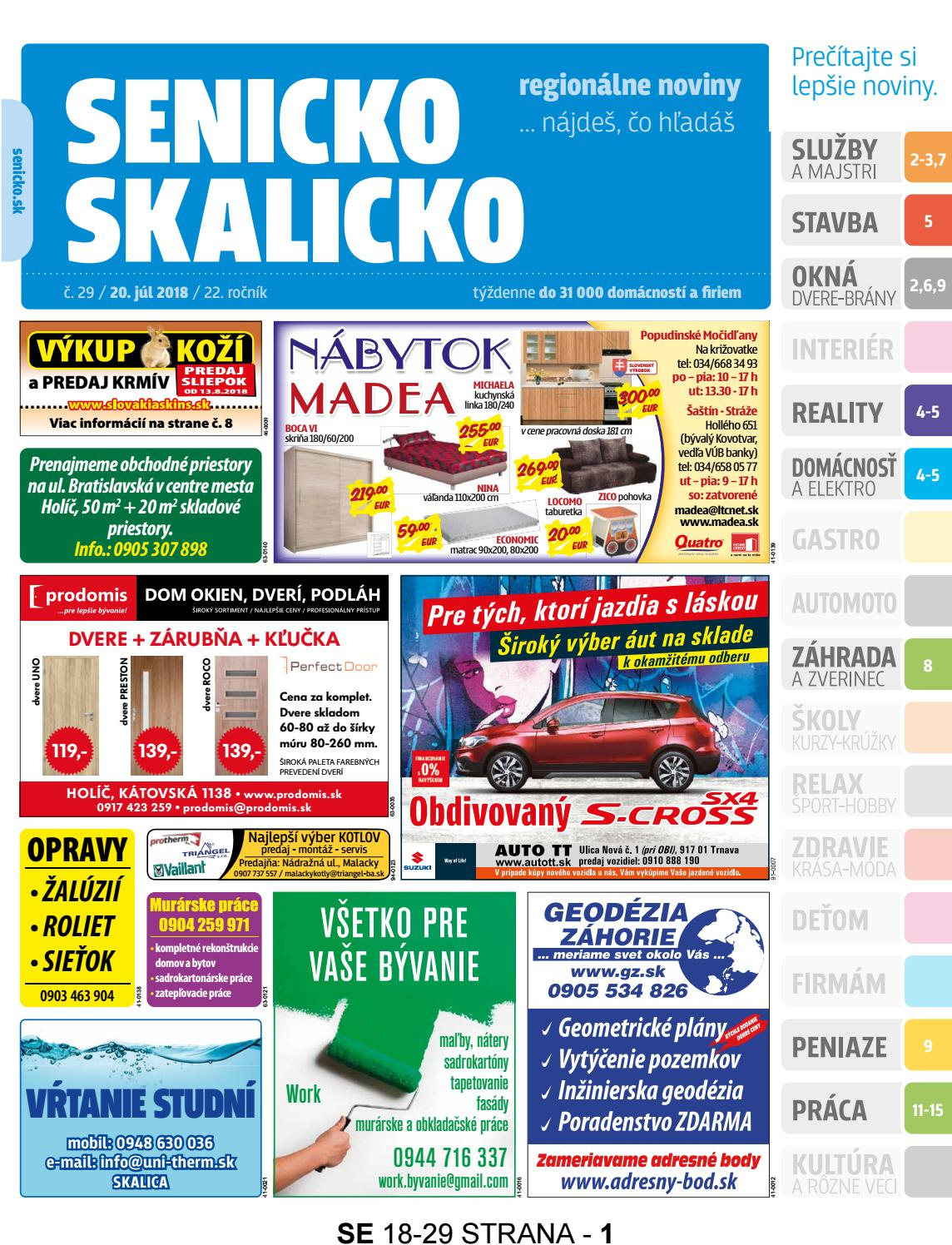 ea6a0dbedcbe4 Senicko-Skalicko 18-29 by skalicko skalicko - issuu