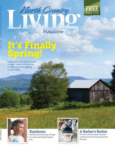 Ncl spring 2018 final low res by Sun Community News and Printing - issuu