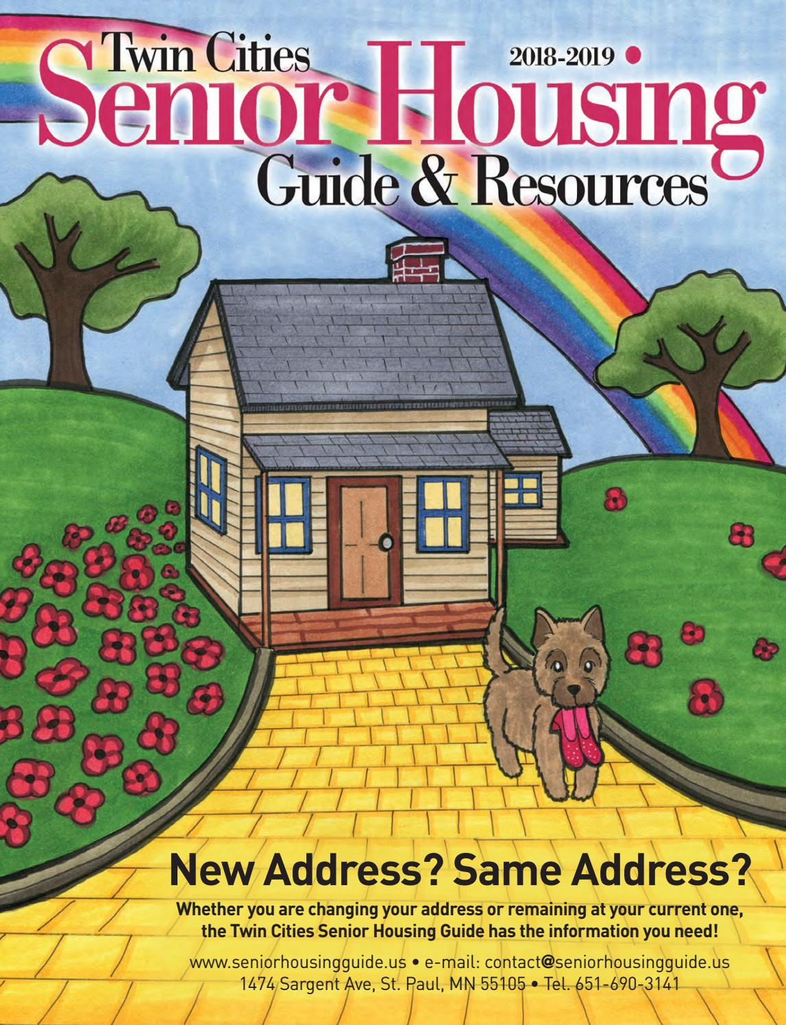 2018 19 Twin Cities Senior Housing Guide By Senior Housing Guide Issuu