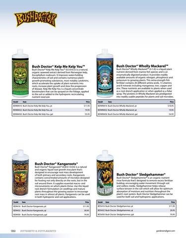 Gardener S Digest 2017 Catalog By Bwgs Issuu