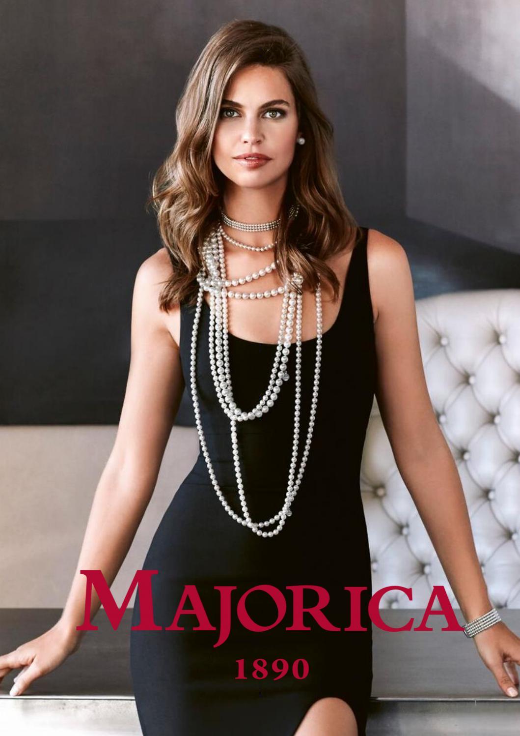 Majorica Womens 12mm Stud Earrings 720393PW