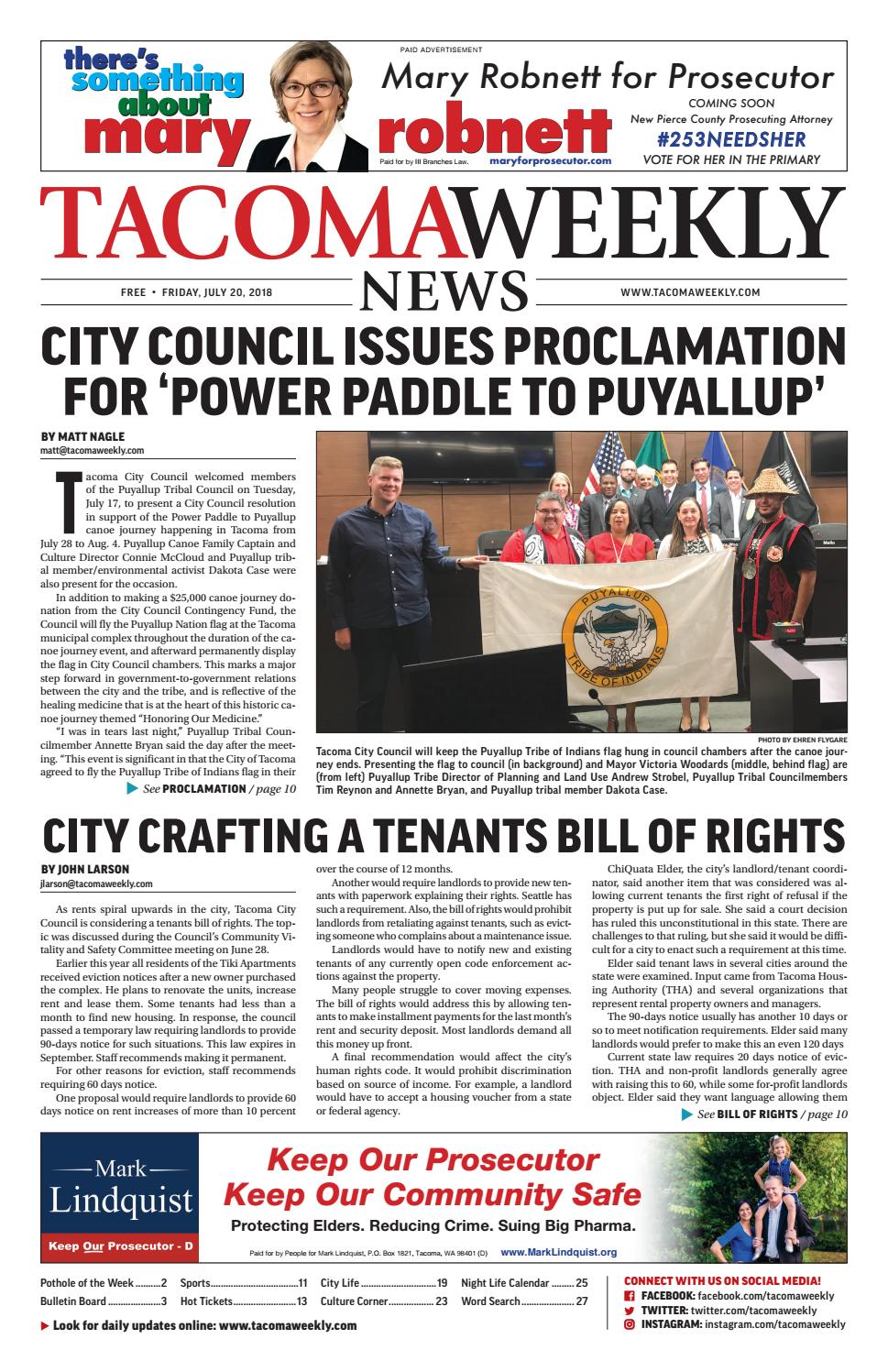 62d5b292d7348d TW 07.20.18 1 by Tacoma Weekly News - issuu