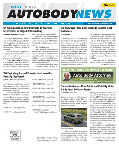 August 2018 West Edition by Autobody News - issuu