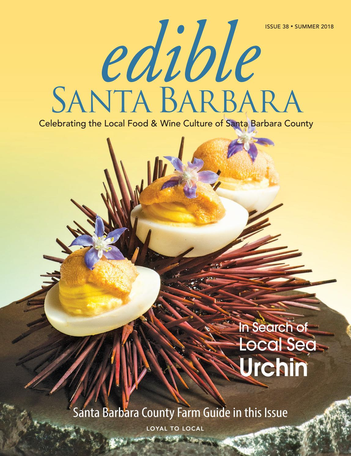 Edible Santa Barbara Summer 2018 By Issuu Eco Tools 1332 Glow For It