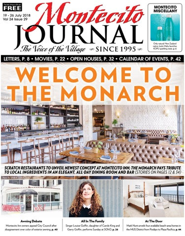 Welcome to the Monarch by Montecito Journal - issuu