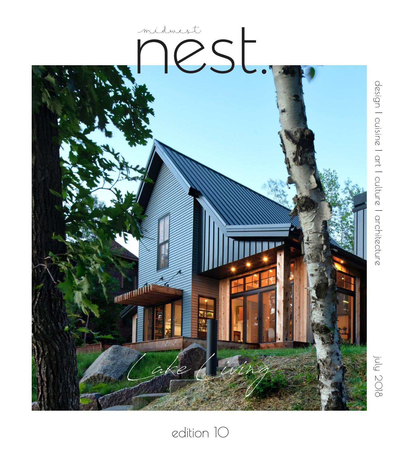 Midwest Nest - Edition 10 - July 2018 by Midwest Nest
