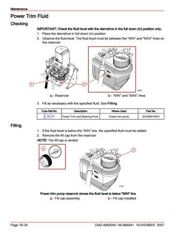 Cummins MerCruiser QSD 4 2 350 HP DIESEL ENGINE Service