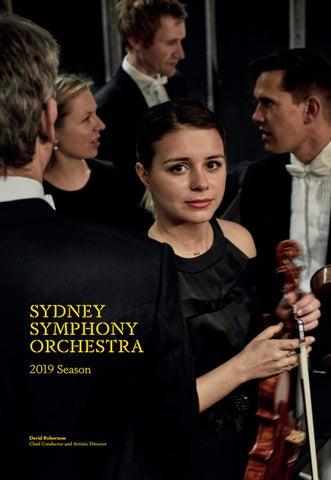 Sydney Symphony Orchestra 2019 Season by Sydney Symphony Orchestra