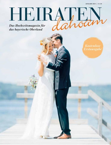 Heiraten Dahoam By Dahoam Verlag Issuu