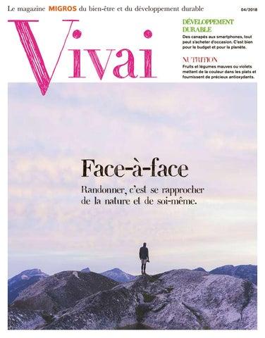Magazine Vivai 4 18 By Migros