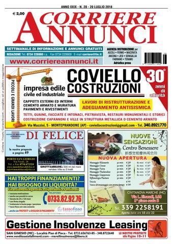 Corriere 28-2018 by Corriere Annunci - issuu da95fdeac80