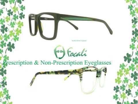 6f4ff5baf3 Focali Optics PPT-Online Eyeglasses by Focali Optics - issuu