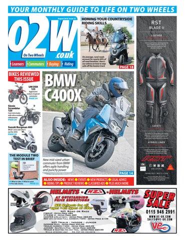 O2W August 2018 by Mortons Media Group Ltd - issuu