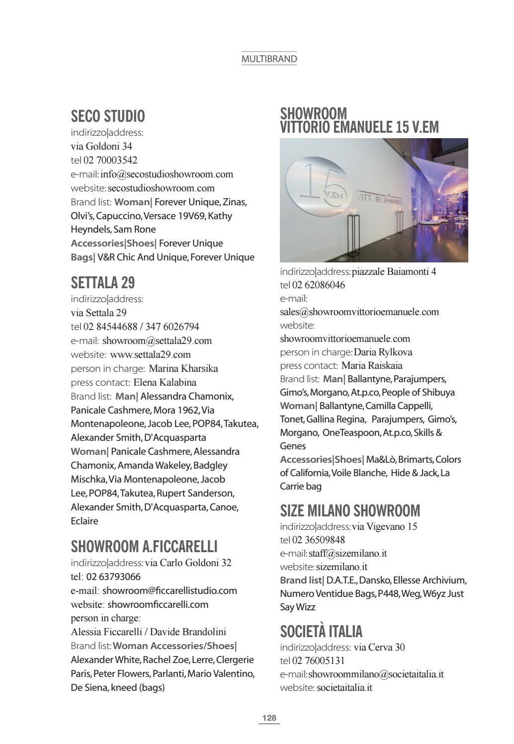 best sneakers bd3d0 e5b15 FASHION SHOWROOM giu 2018 by Fashionmagazine - issuu