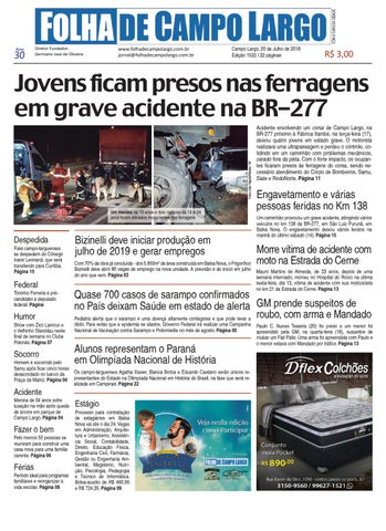 Folha de Campo Largo by Folha de Campo Largo - issuu 8c8d9e5cee