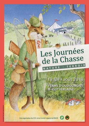By Chasse 2018 La Eric Journée Hubert De Issuu f7gb6y