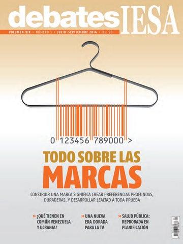 Revista Debates Volumen XIX - Número 3 by Debates IESA - issuu aea84700a6520
