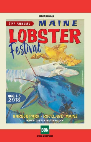 501254bd Maine Lobster Festival 2018 by Bangor Daily News - issuu