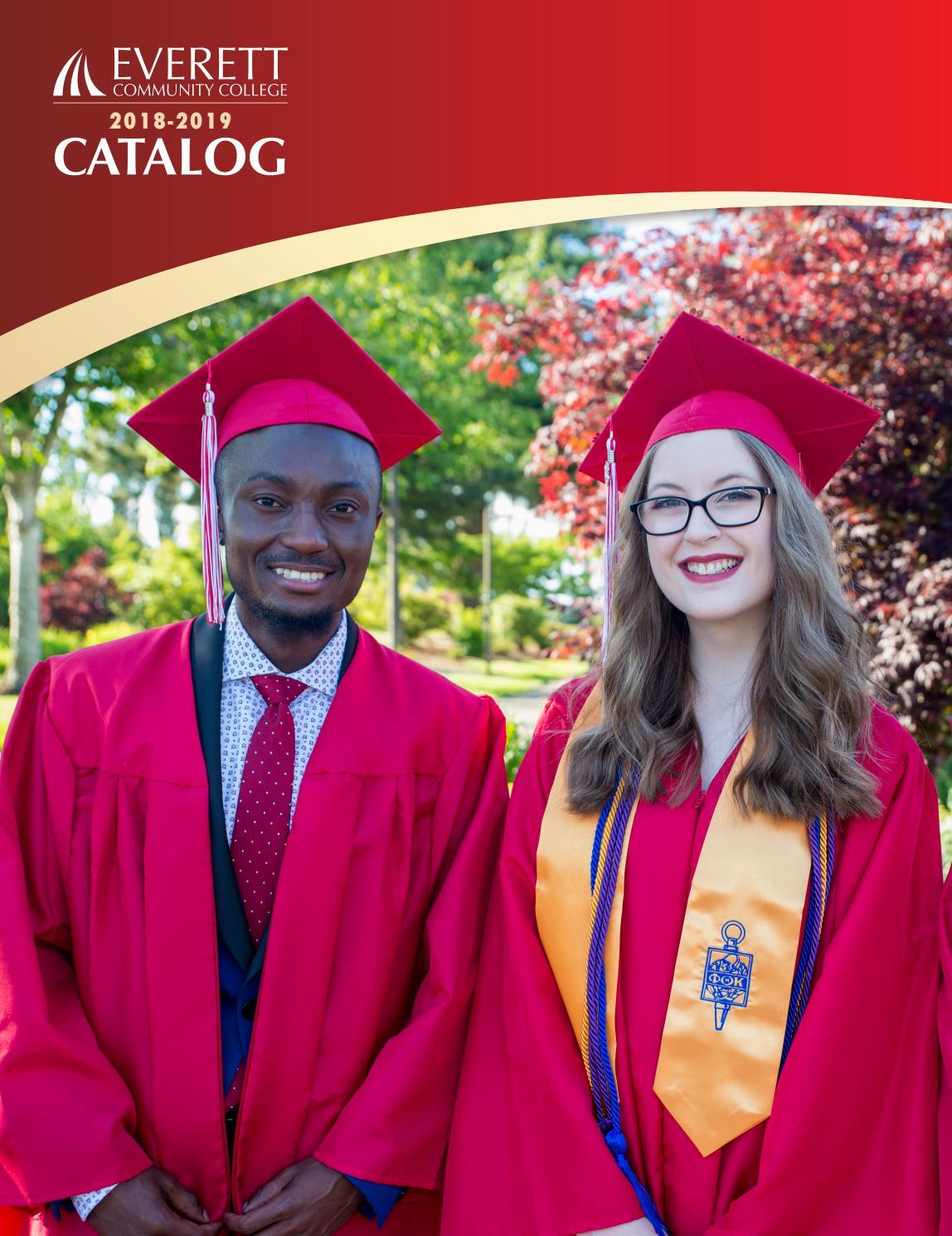 Everett Community College 2018 19 Catalog By Custom Flame Fuse Box Covers Issuu