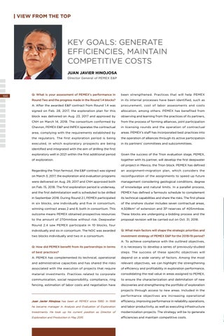 Page 104 of KEY GOALS: GENERATE EFFICIENCIES, MAINTAIN COMPETITIVE COSTS