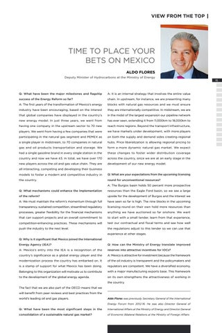 Page 19 of TIME TO PLACE YOUR BETS ON MEXICO