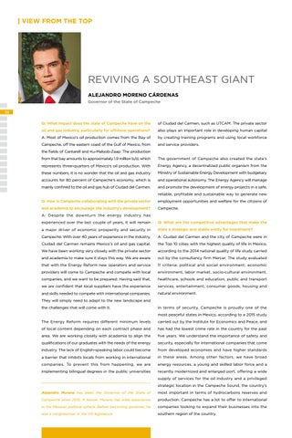Page 62 of REVIVING A SOUTHEAST GIANT