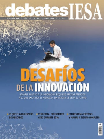 4b9b87958ce Revista Debates Volumen XIX - Número 2 by Debates IESA - issuu
