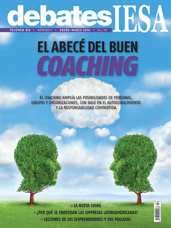 Revista Debates Volumen XIX Nmero 1 by Debates IESA Issuu