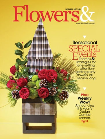 Flowers& - November 2017 by Teleflora - issuu