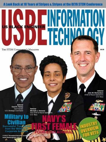 US Black Engineer & IT Volume 39 Issue 4 by CCGMAG - issuu