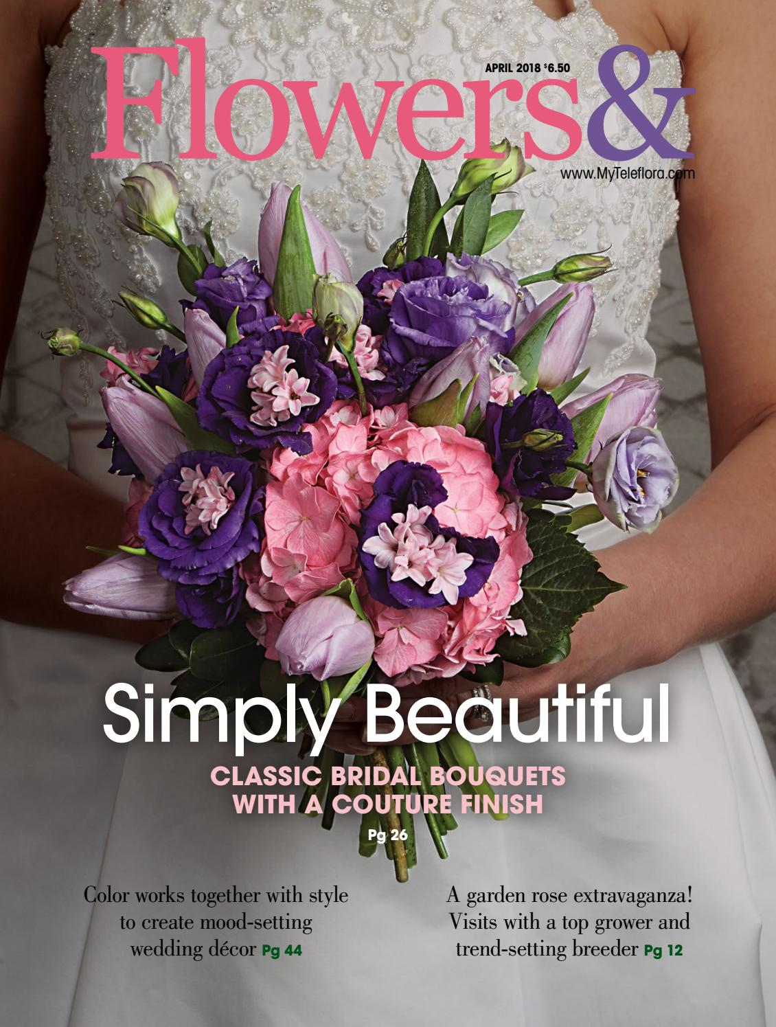 candle and lantern wedding decor washington dc wedding.htm flowers  april 2018 by teleflora issuu  flowers  april 2018 by teleflora issuu