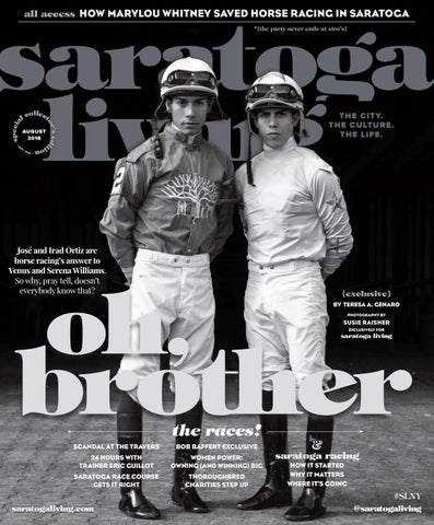 b866432bbec8 saratoga living August 2108 issue by saratogalivingmagazine - issuu