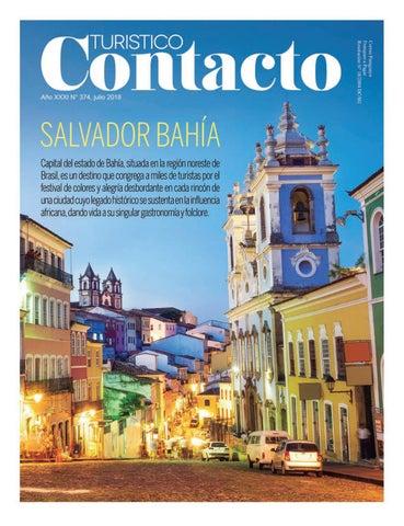Contacto Turistico Julio 2018 By Contacto Editorial Issuu
