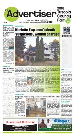 TCA 7-21-18 by Tuscola County Advertiser - issuu