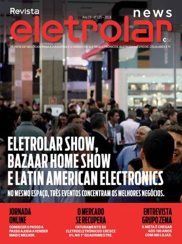 23b0c8d2d08 Revista Eletrolar News - Ed. 125 by Grupo Eletrolar - issuu