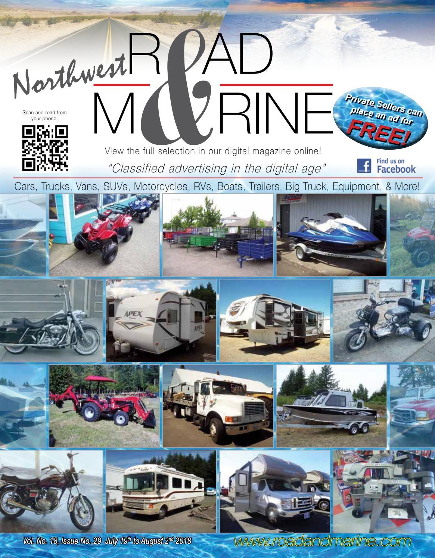 Road and Marine Magazine Vol 18 #29 by Road & Marine