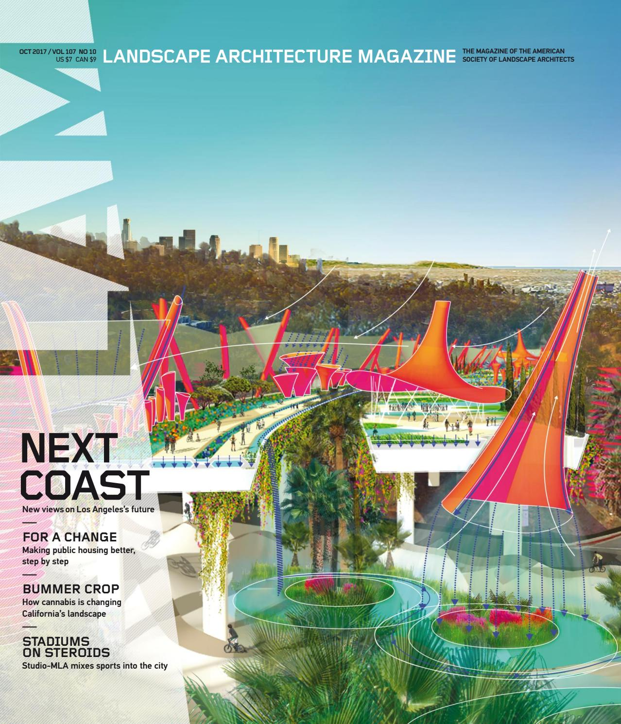Landscape Architecture Magazine LAM-2017-october by KiếnTrúc
