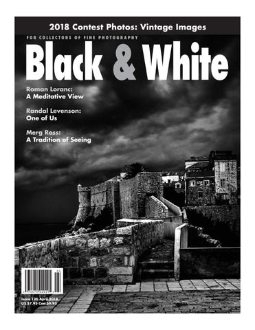 April 2018 Black & White by Black & White magazine - issuu