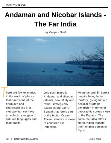 Page 42 of Andaman Nd Nicobar islands - The Far India