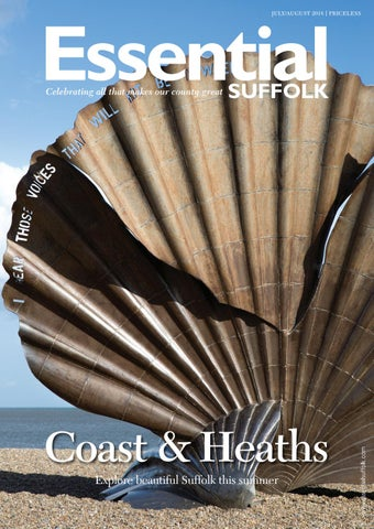 Essential Suffolk July August 2018 By Achieve More Media