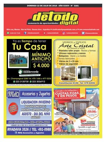 27f2cd470cb08 Semanario Detodo - Edición N° 3161 - 22 07 2018 by Semanario Detodo ...