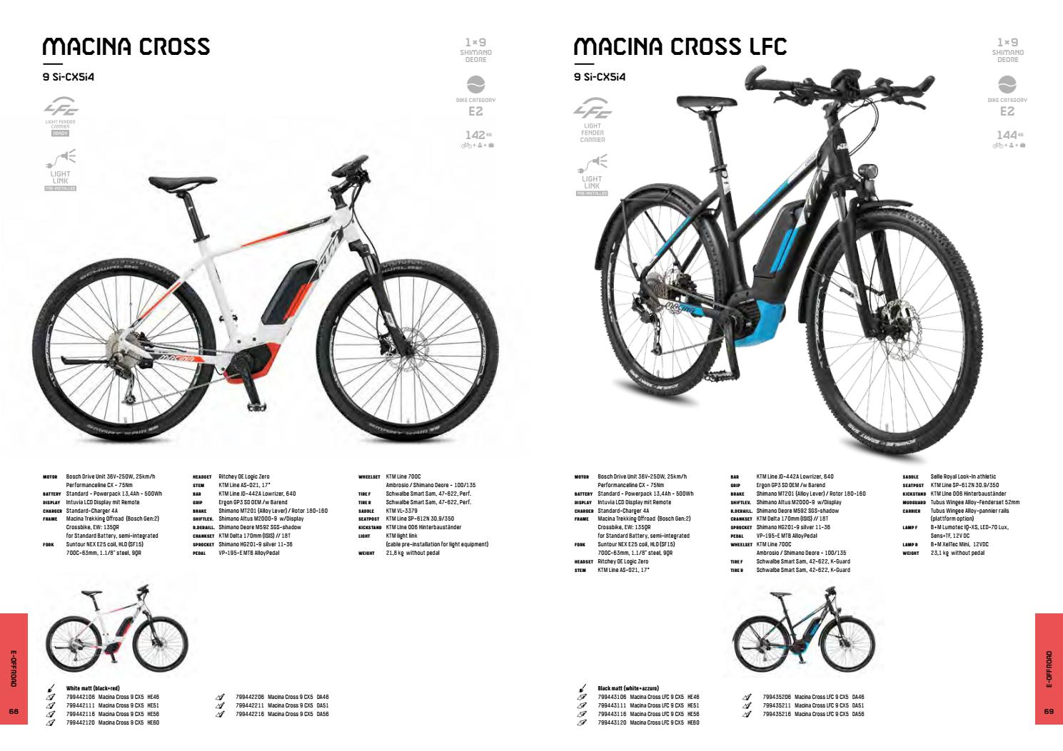 KTM 2019 ebike catalogue by ebikeshop hu - issuu