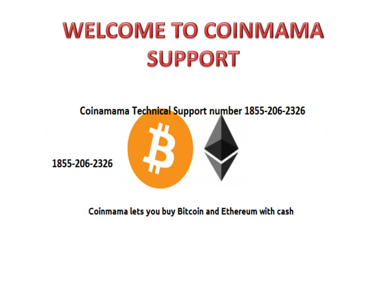 coinmama phone number