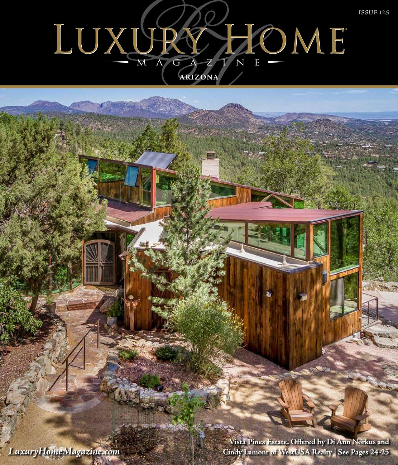 Luxury Home Magazine Arizona Issue 12.5 by Luxury Home Magazine - issuu