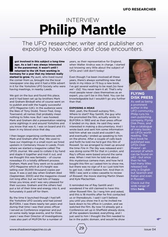 Page 29 of Interview with Philip Mantle