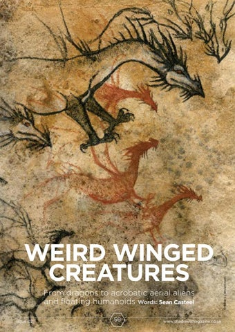 Page 56 of Weird Winged Creatures