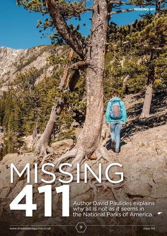 Page 9 of David Paulides: Missing 411